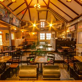 Café culturel de la Chasse-Galerie